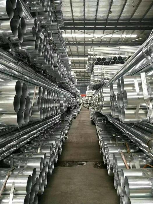 热镀锌方管厂家